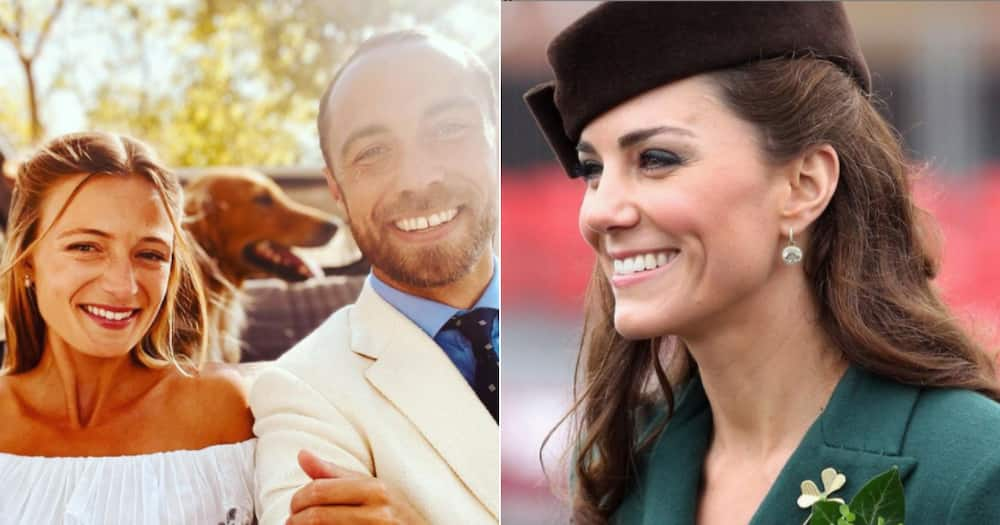 Duchess of Cambridge Kate Middleton's Younger Brother Gets Married to Girlfriend in France