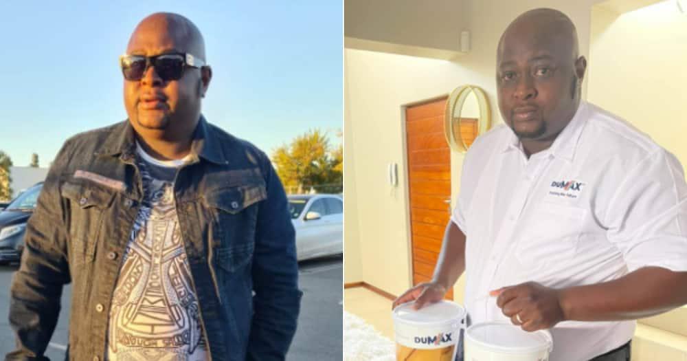 Kagiso Nkomo, Businessman, Construction, Inspiring, Social media reactions