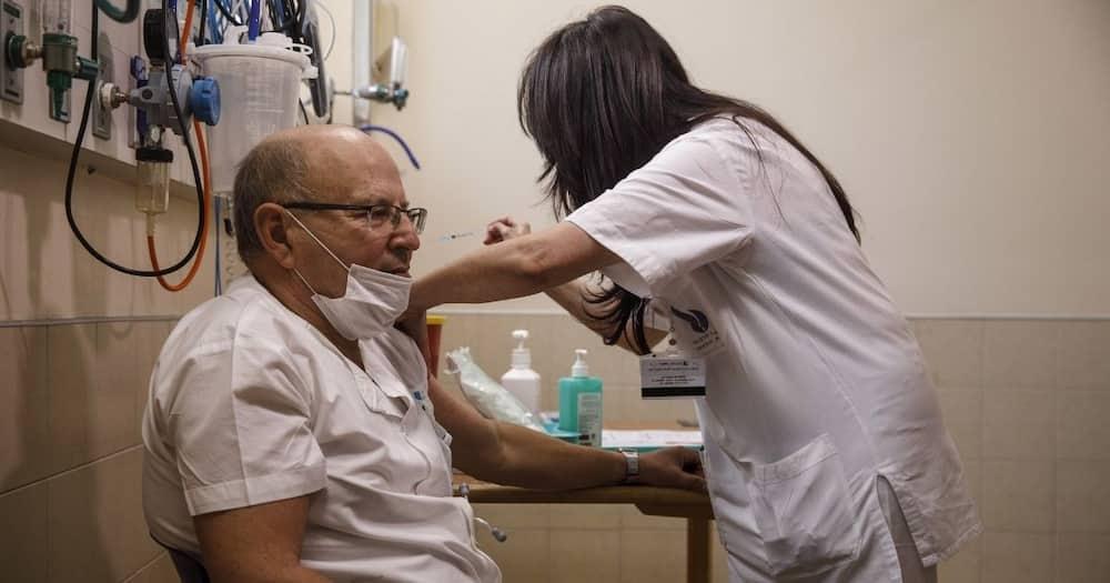 Covid19, vaccine mark, 15 million, pill study, approved SA