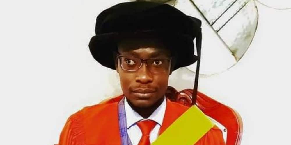 """""""God Had My Back"""": Man Details His Difficult Journey Towards Obtaining His PhD"""
