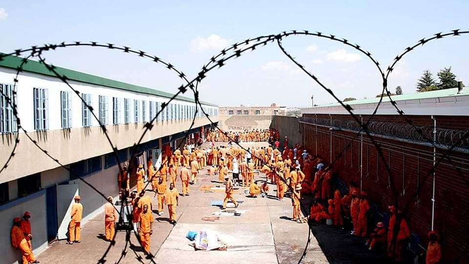 10 worst prisons in South Africa