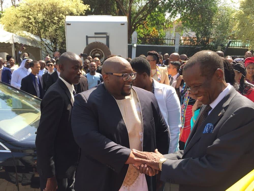Andile Ramaphosa scandal