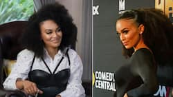 Pearl Thusi has girl bossed her way into alcohol deal with Black Rose Gin