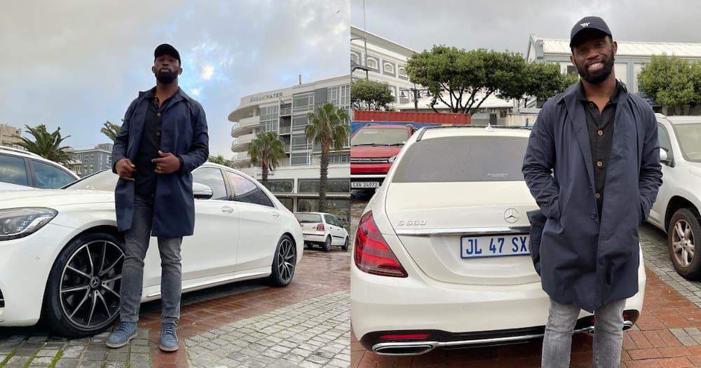 Siya Kolisi, Mercedes Benz