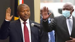 David Mabuza says that corruption should 'not be given a colour'