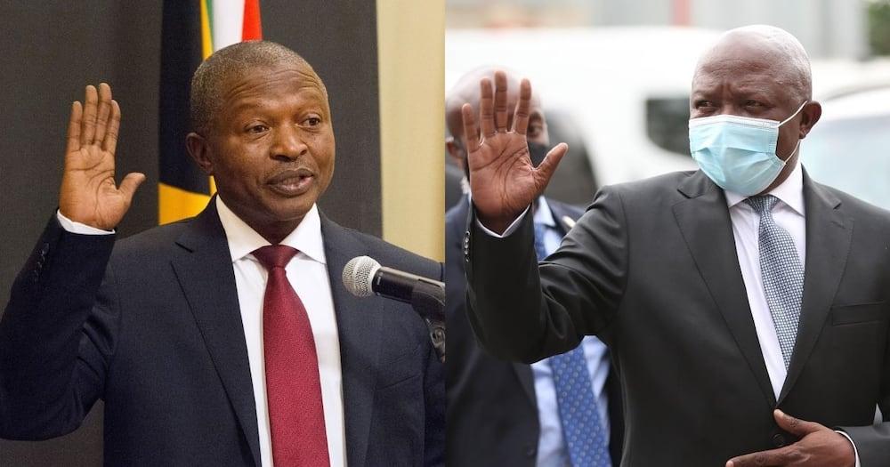 David Mabuza speaks on Eskom and racialising corruption