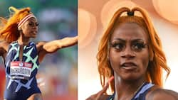 Sha'Carri Richardson suspended from Olympics after positive weed test