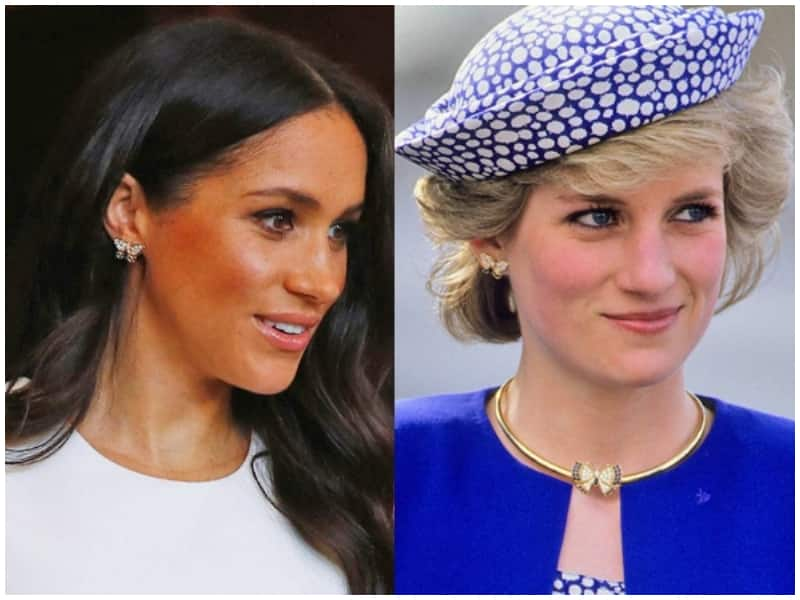 Meghan Markle honoured late Princess Diana in a powerful but subtle way