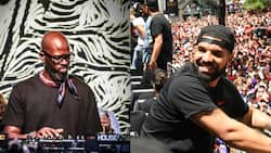 """""""Album on repeat"""": Black Coffee reacts as Drake drops Certified Lover Boy"""