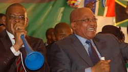 """Ace Magashule stands firmly behind Jacob Zuma: """"He must be supported"""""""