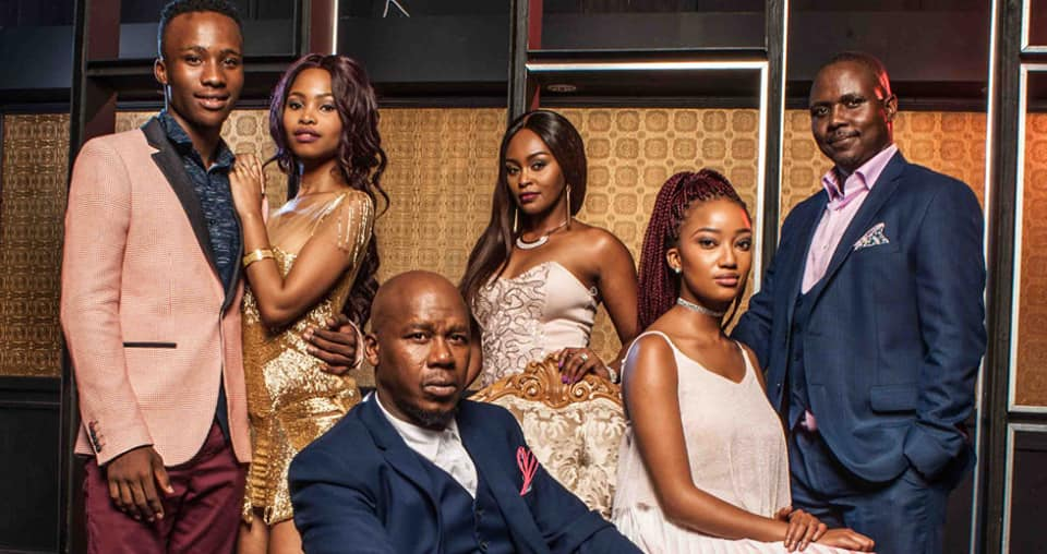 Isithembiso cast