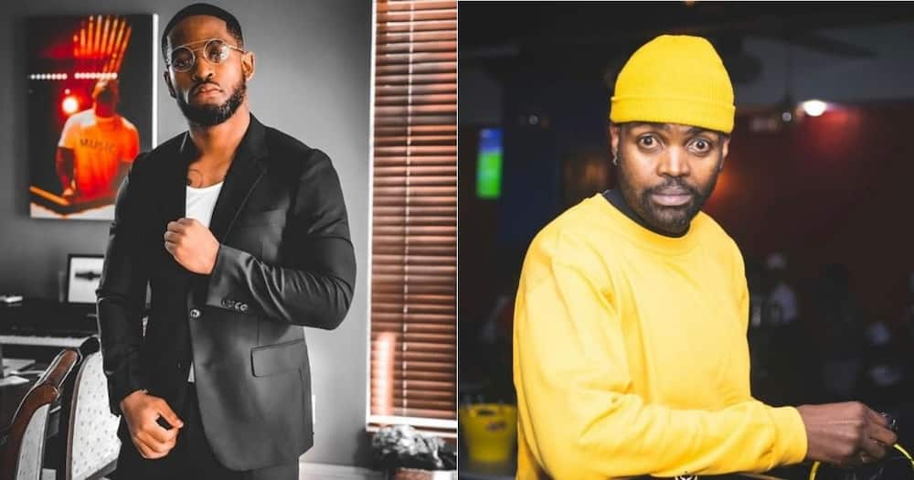 Prince Kaybee, applauds Mzansi music legend, DJ Cleo, for going back to school