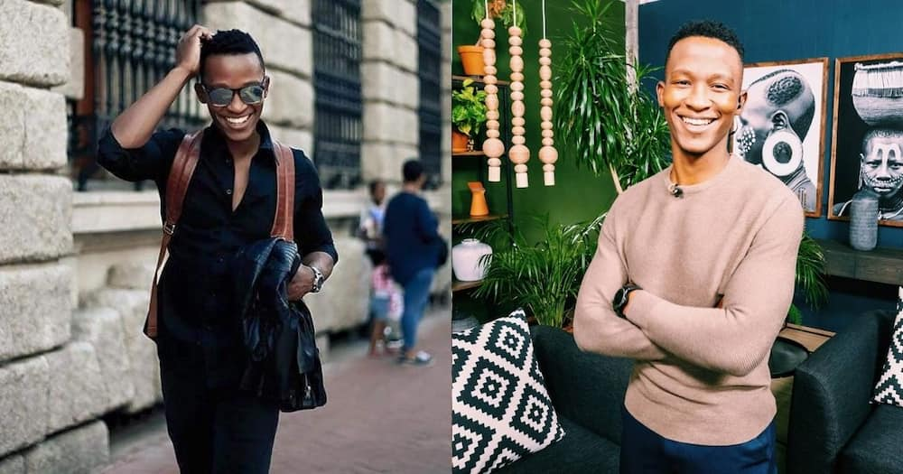 Katlego Maboe removed from Expresso Morning Show pending investigation