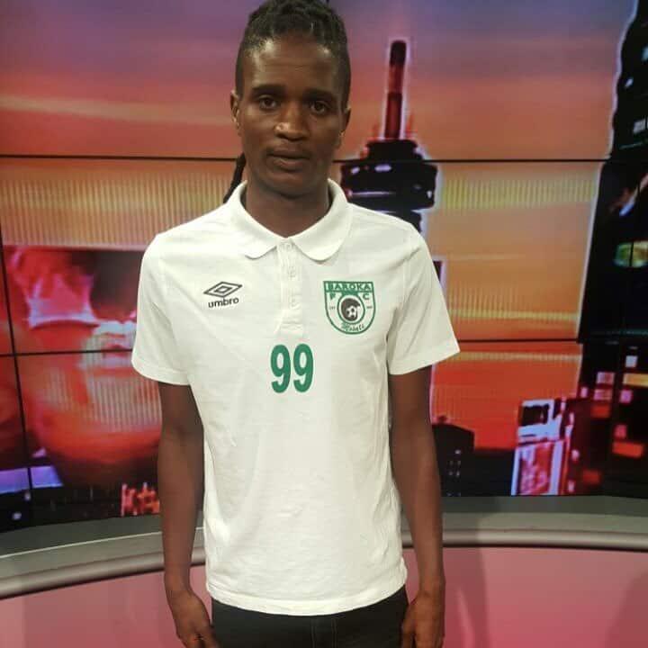 Tshepo Matete