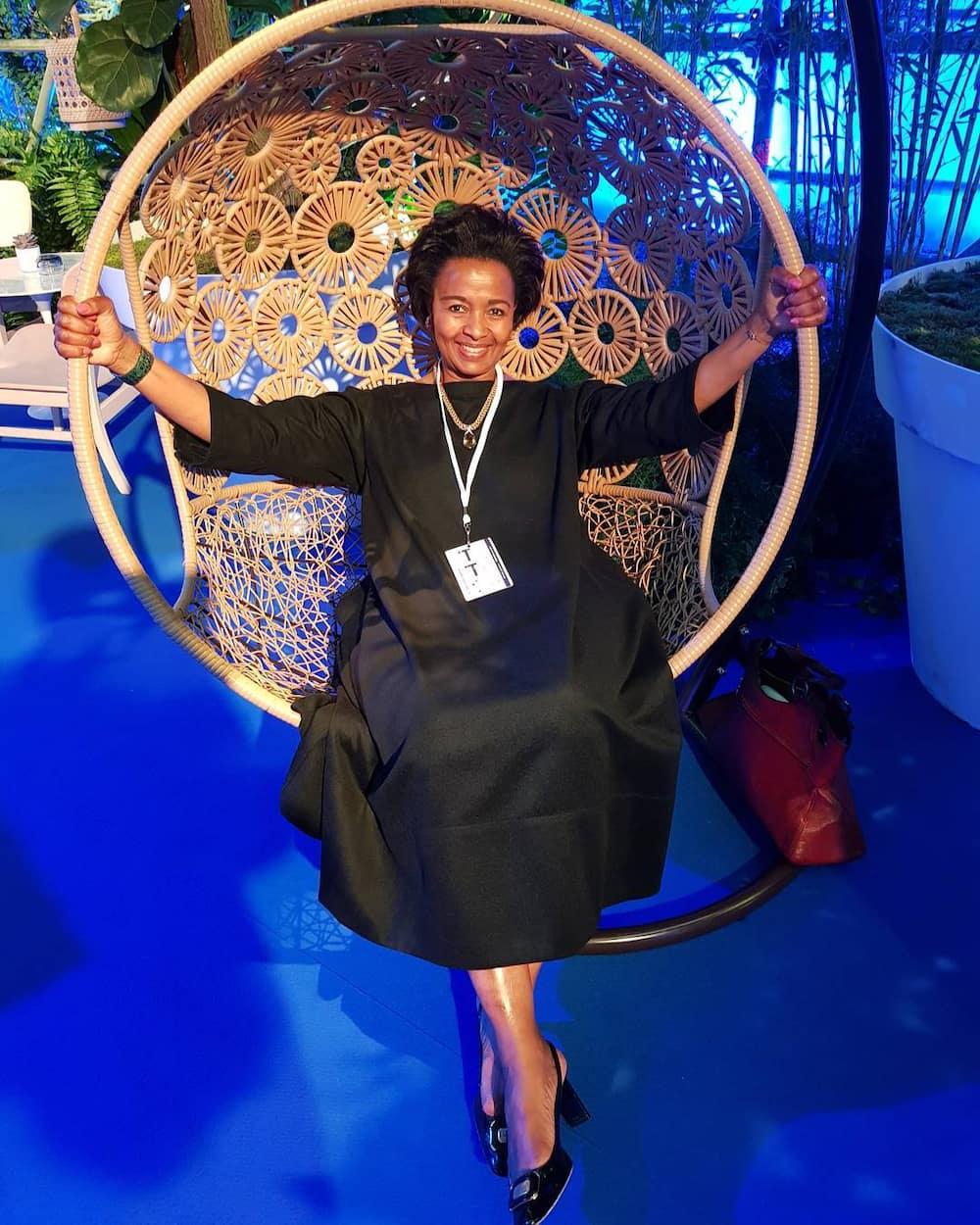 Wendy Luhabe profile