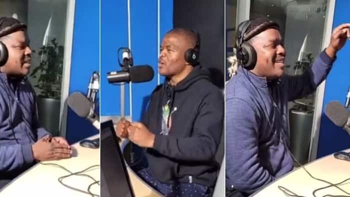 Haibo: Ngizwe Mchunu compares himself to Nelson Mandela in viral video
