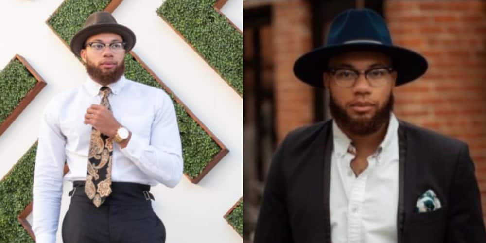 Doctor Dapper: Young Black man who lost both parents 3 years apart now top designer (photos)