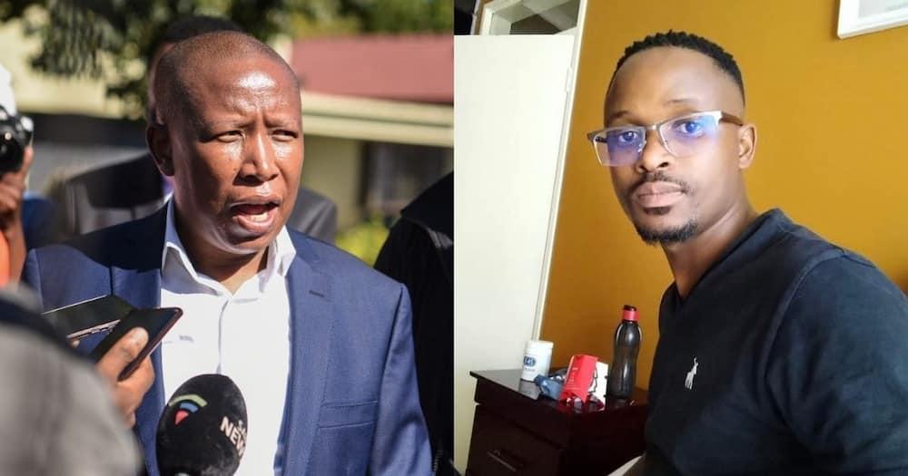 Mthokozisi Ntumba: EFF to help family of slain father with burial