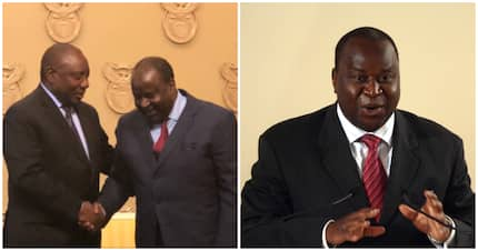 "Mboweni: state capture was one of the ""greatest heists of our time"""