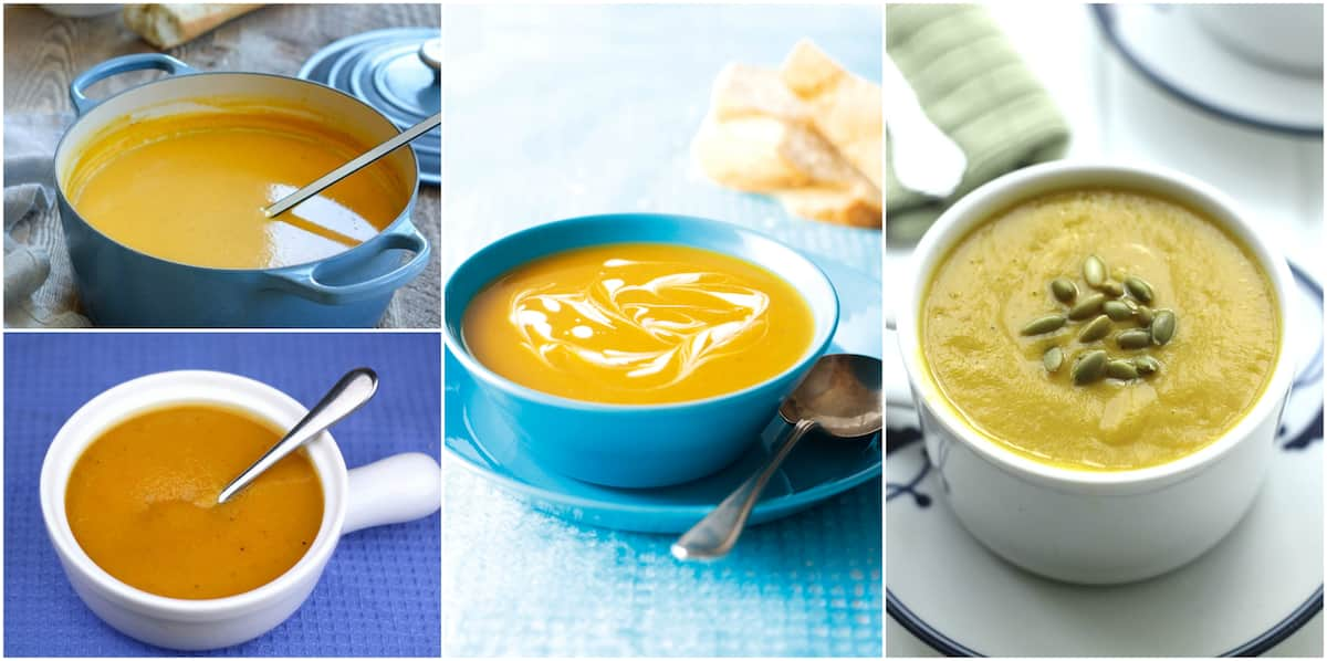 Butternut and sweet potato soup recipe South Africa