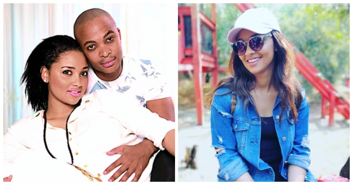 Nothing Lasts Forever Especially In >> Jo-Anne Reyneke speaks out on her breakup with Thami Mngqolo