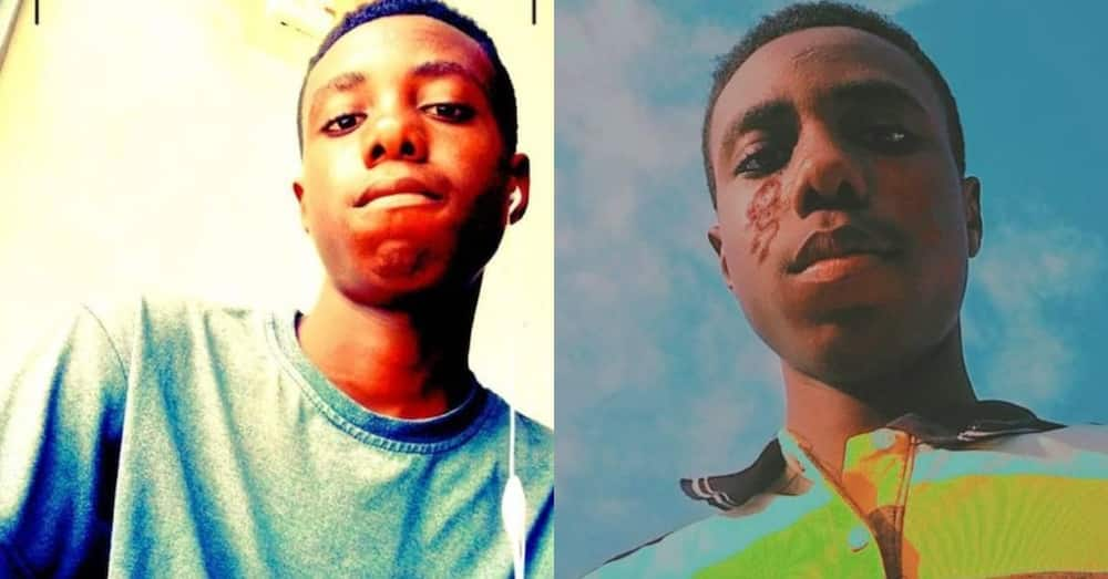16-year-old boy at Dansoman creates powerful e-commerce shop on his phone