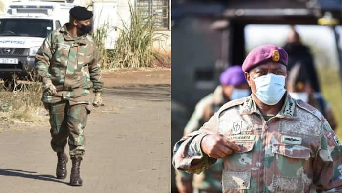 Fitness failure: Viral video of soldier struggling has divided Mzansi