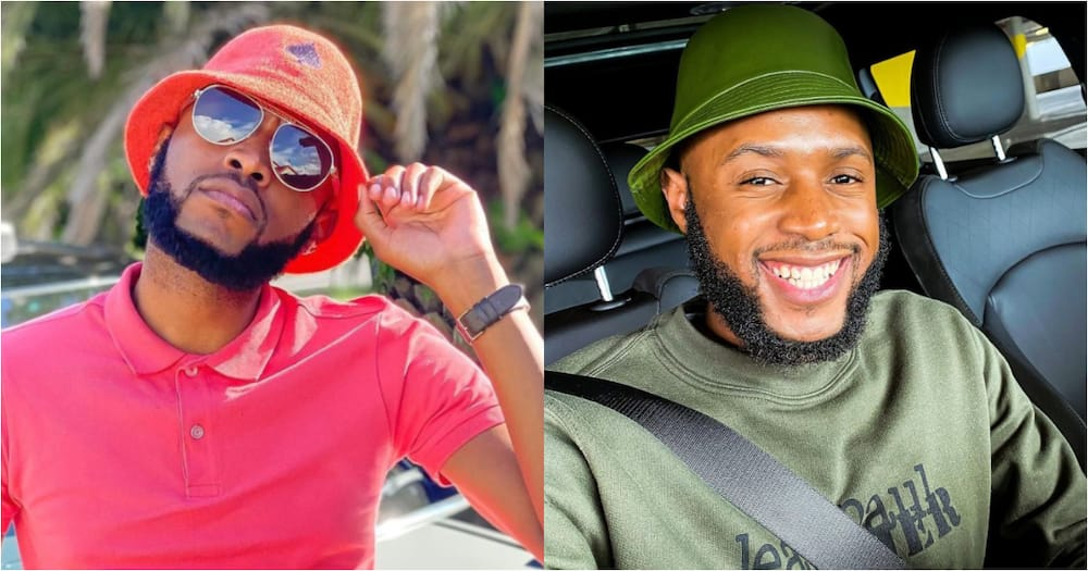 Mohale pours water over Somizi divorce rumours once more