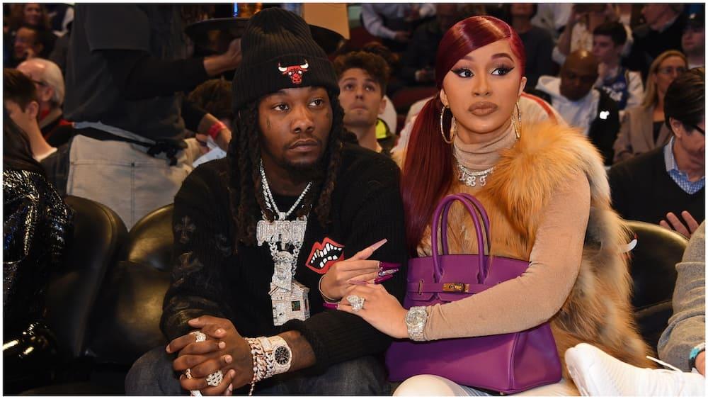 Cardi B files for divorce from rapper Offset, brands marriage 'irretrievably broken'