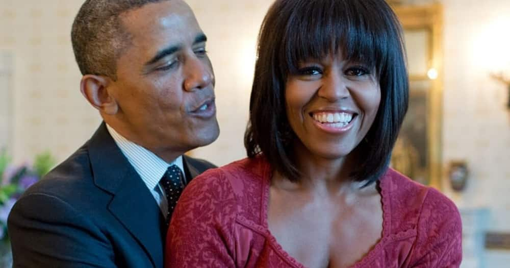 """Michelle Obama sends hubby Barack Obama sweet birthday message """"My favourite guy"""""""