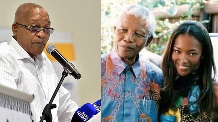 Naomi Campbell vs Jacob Zuma: Mzansi divided over model's letter