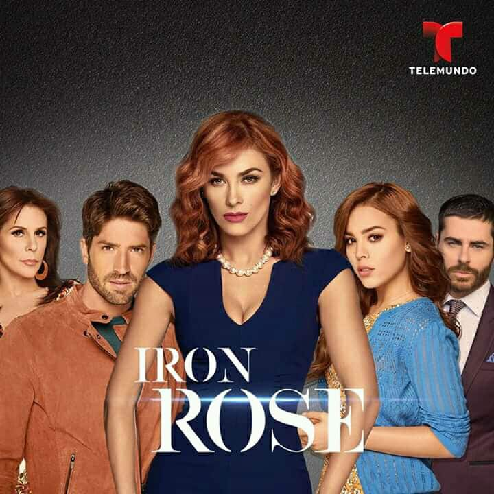 Iron Rose 2 episodes