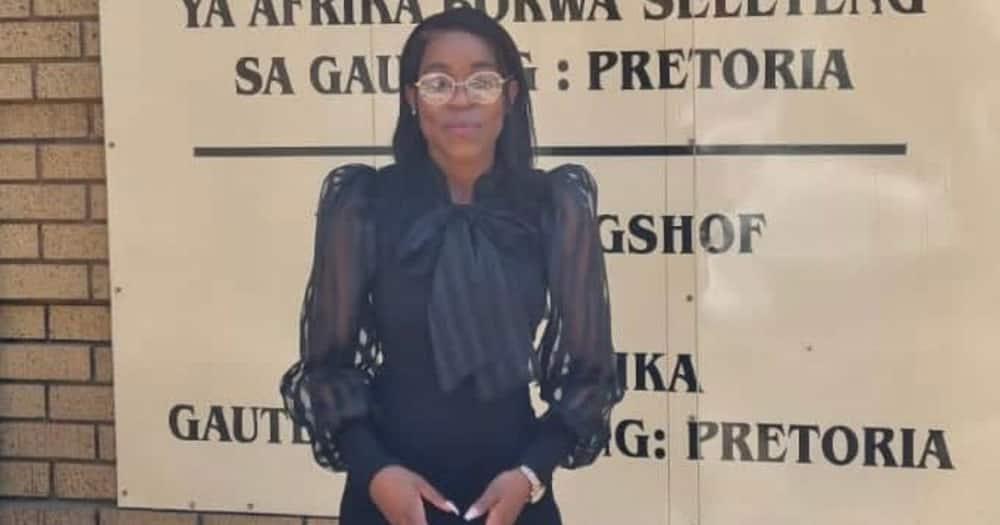 attorney, admitted attorney, Pretoria High Court, law