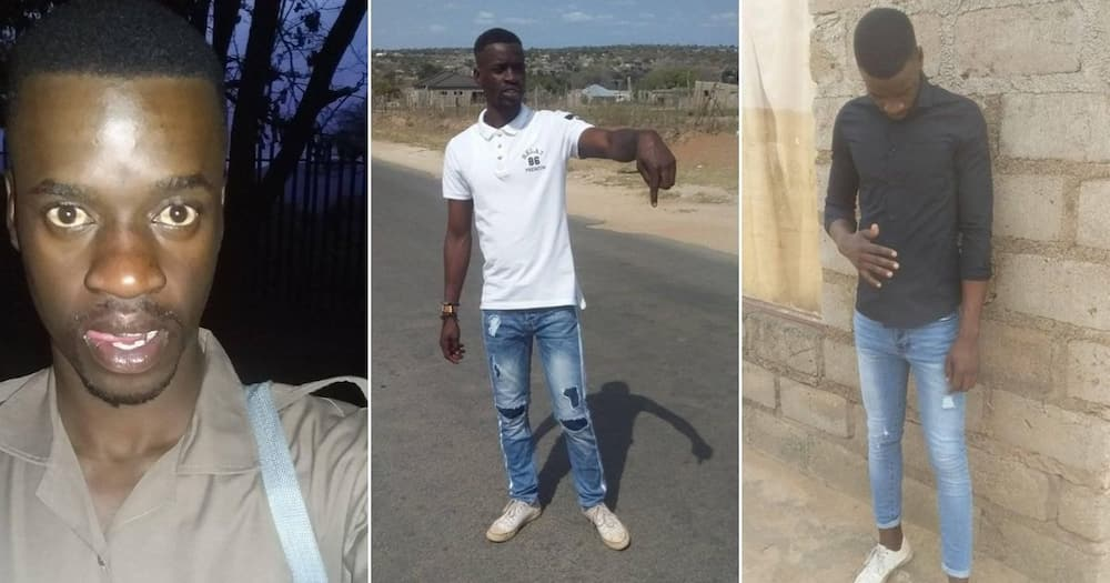 Judas Mabunda: Man opens up about being 1st in family to graduate