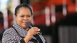 TB Joshua's wife Evelyn finally reveals her husband's last moment before death