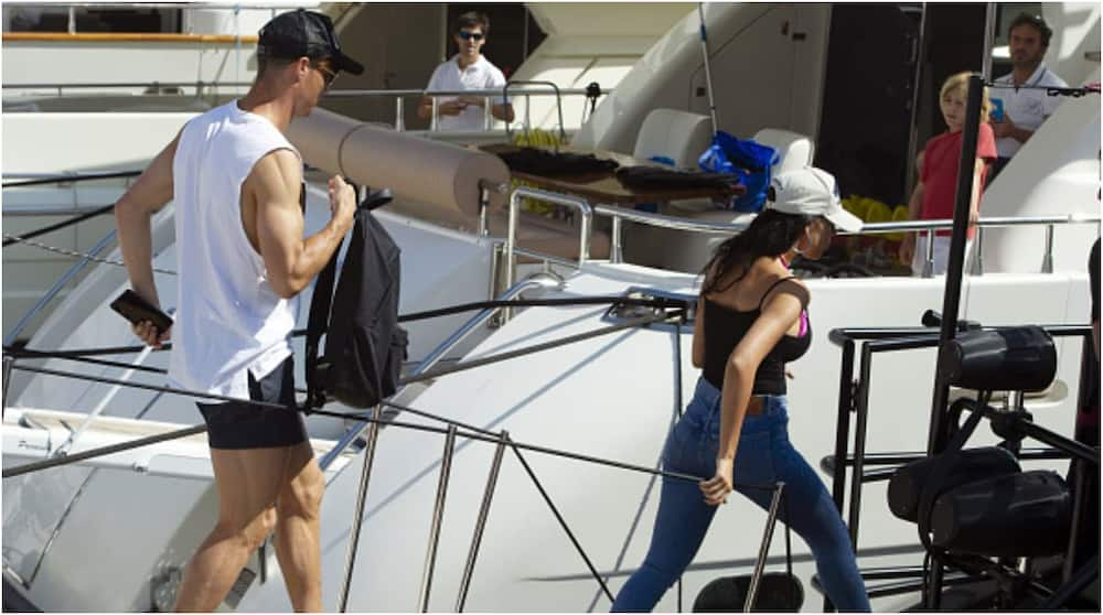 Cristiano Ronaldo, Tiger Woods among sports stars who have spent heavily on private yacht