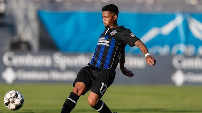 George Lebese looking to get right back on track while on trial at Swallows FC