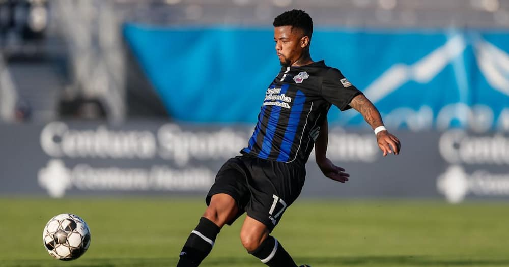 George Lebese, on trial, Swallows FC, PSL, career