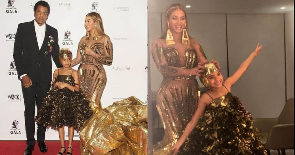 Beyonce's daughter Blue Ivy wins her first Grammy Award