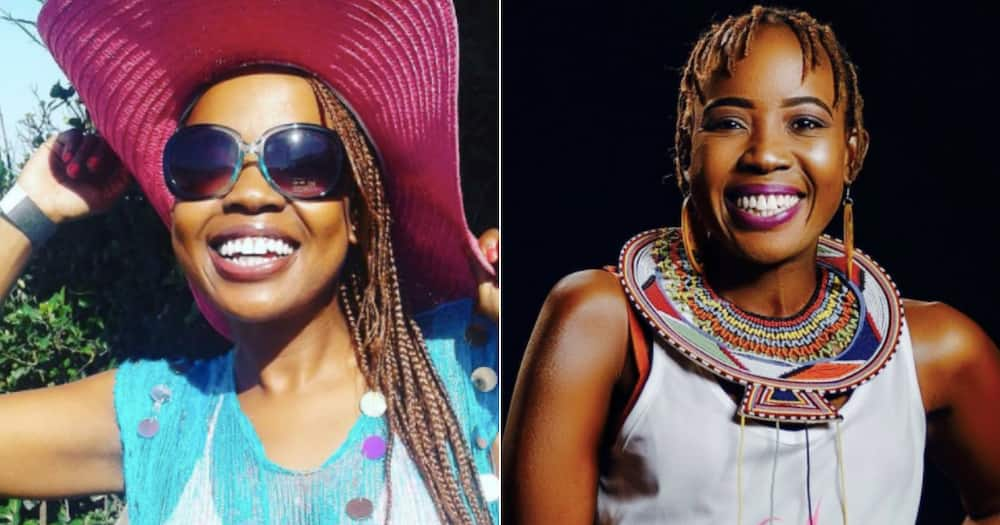 Ntsiki Mazwai offers support to Enhle Mbali, blasts Black Coffee