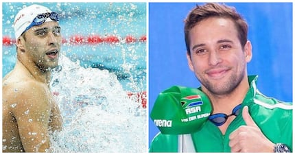 Chad Le Clos rose from humble beginnings to the top of his sport