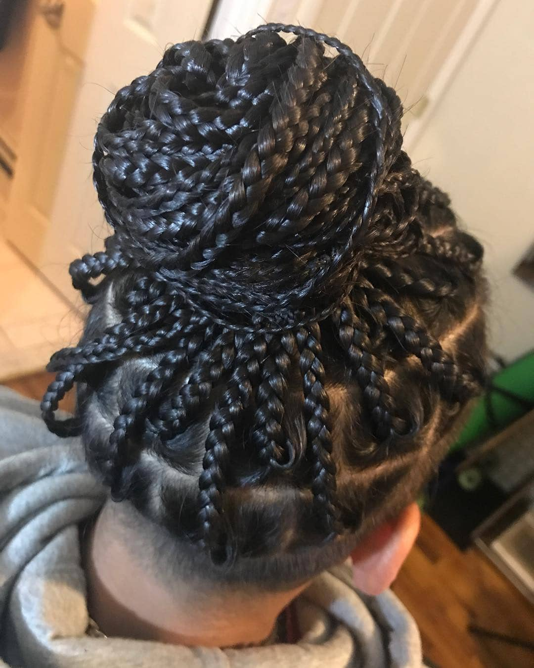 20 box braids hairstyles for men