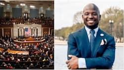 Halala Africa: Adeoye Owolewa gets elected into United States Congress