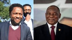EFF's Mbuyiseni Ndlozi fires shots at Ramaphosa, Mzansi has mixed reactions