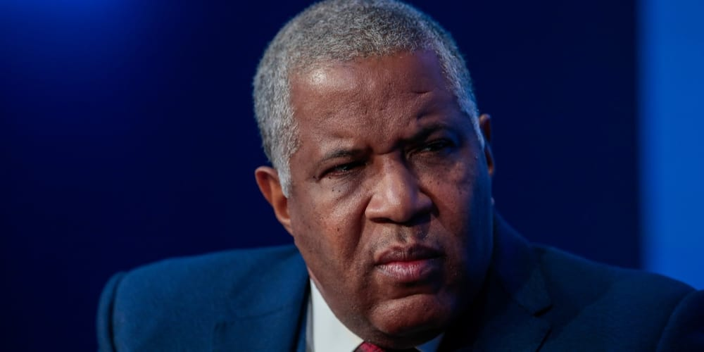 Wealthiest Black man in America Robert Smith to pay $140 million over tax probe