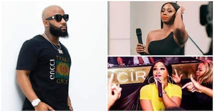 Cassper on Boity's rap career: She's mad passionate about the music