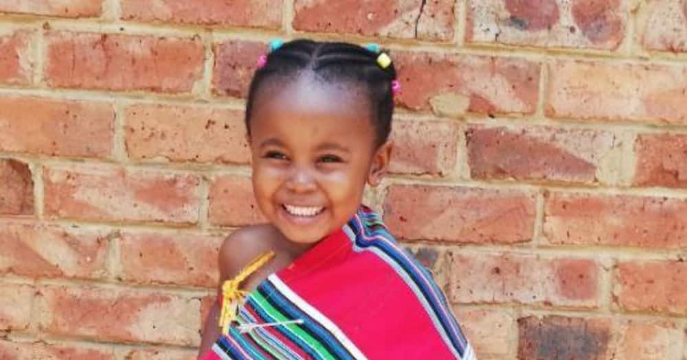 Mom praises multicultural and multilingual 4-year-old daughter