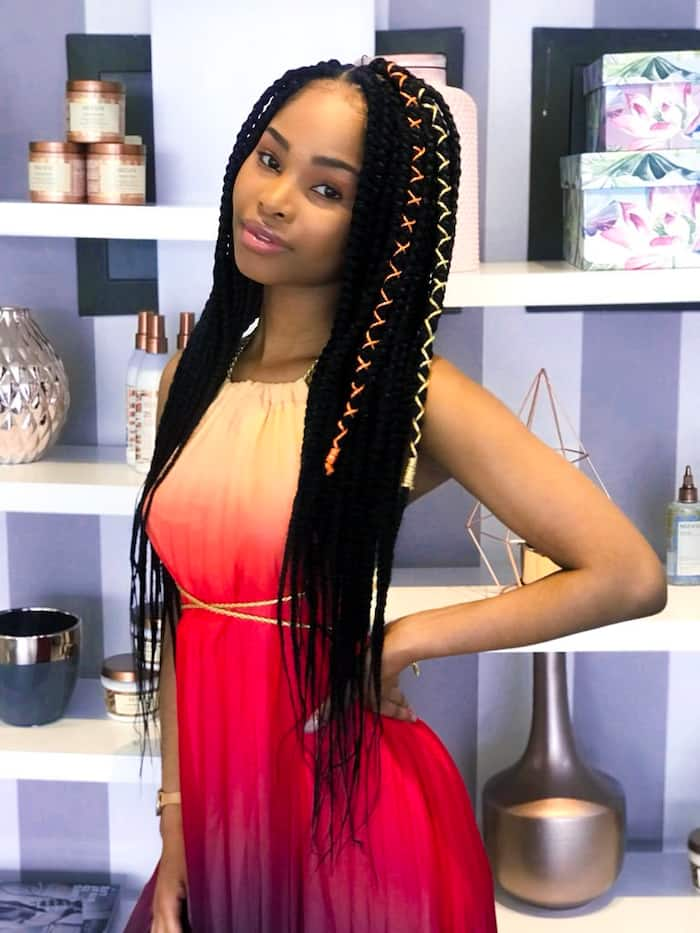 Somizi shows support to Nomzamo Mbatha following her