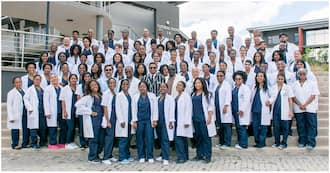 Group pic of WSU medical graduates inspires South Africans on Twitter