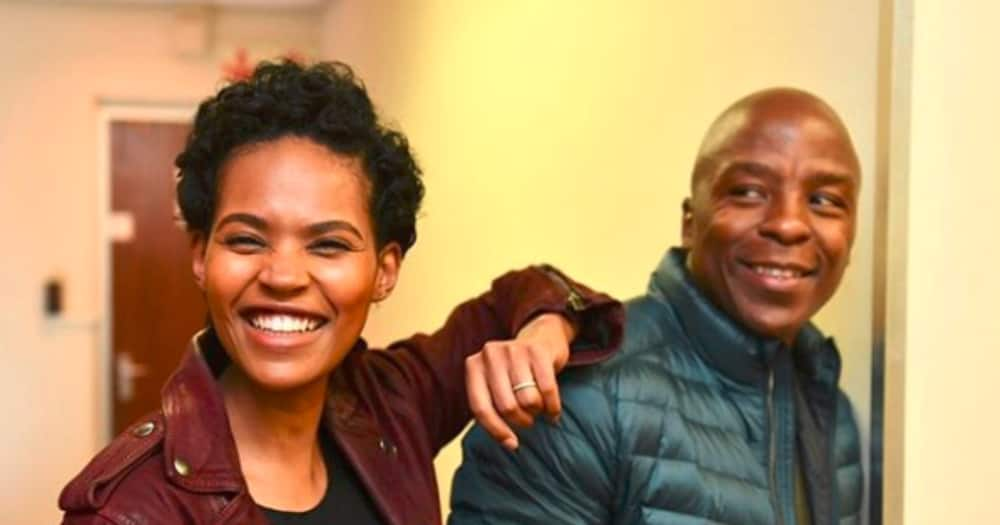 Kabelo and Gail Mabalane Recover from Covid-19, Emphasise Its Realness